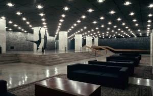 Sadi_Diren_Ceramic_Wall_Tiles_Atatu¦êrk_Ku¦êltu¦êr_Merkezi_Istanbul_1969_lobby
